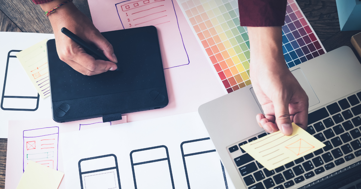 Web Design How Colours Can Help Your Company, Brand, or Website